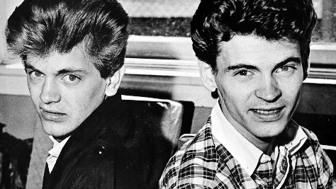 The Everly Brothers' Recording Debut