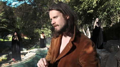 Father John Misty's European Trip