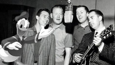 Jazz: The Four Freshmen Call On Donald Duck