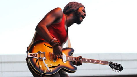 Gary Clark Jr.'s Texas Blues