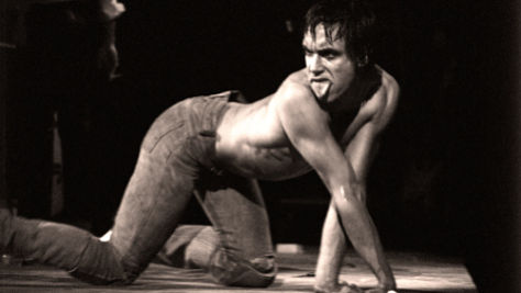 Rock: Iggy Pop's Lust For Life Tour