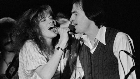 James Taylor With Carly Simon