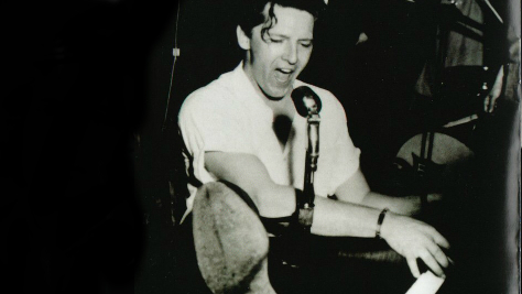 Rock: Jerry Lee Lewis' 'Great Balls Of Fire'
