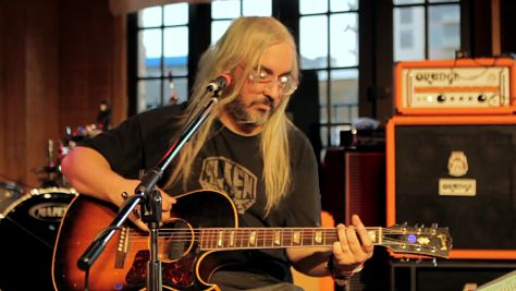 Video: J Mascis Shreds
