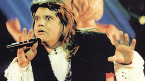 Meat Loaf Flies Like a 'Bat Out of Hell'