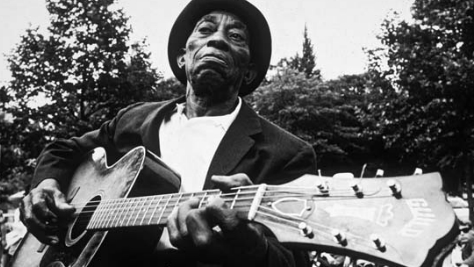 Mississippi John Hurt's Old Timey Blues