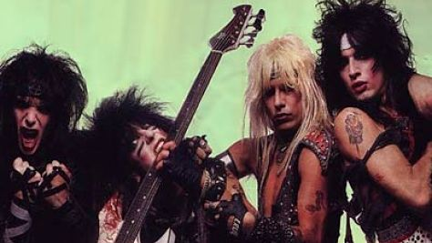Mötley Crüe For You!