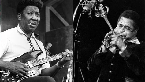 Jazz: Muddy and Dizzy Together at Newport