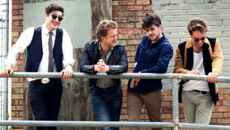 A Big Year for Mumford & Sons