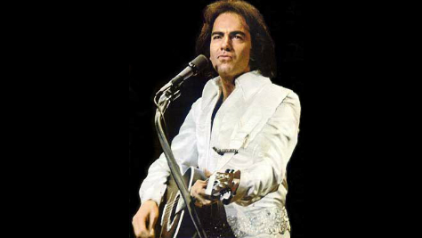 Neil Diamond With the Band