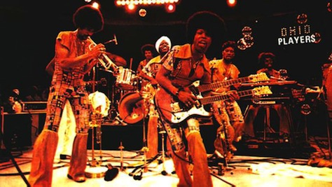 The Ohio Players' Rollercoaster of Love
