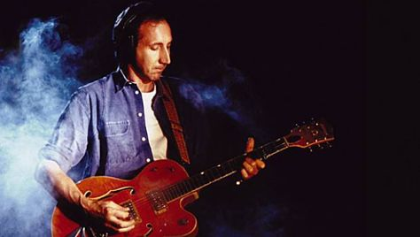 Rock: Pete Townshend's Deep End in '85