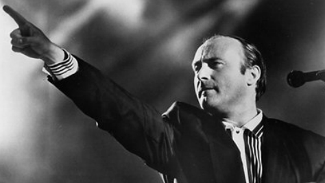Phil Collins' First Solo Tour