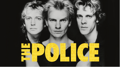 The Police Rock JFK