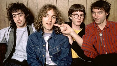 R.E.M. at the Capitol Theatre in 1984