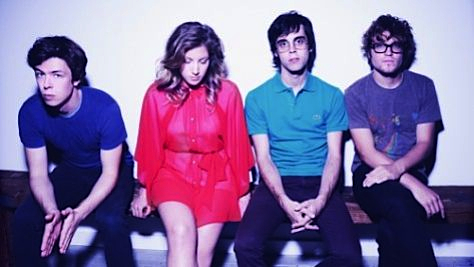 Ra Ra Riot Get Futuristic With 'Beta Love'