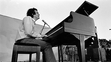 Randy Newman Solo in New Jersey