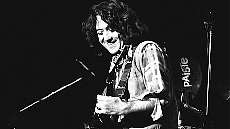 Rory Gallagher's Irish Blues