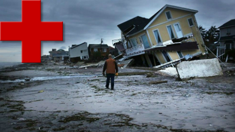 Donate To Hurricane Sandy Relief Efforts