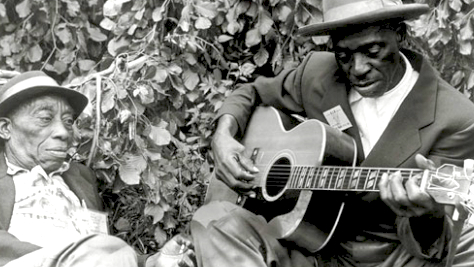 Blues: Top 25 Acoustic Blues Tracks