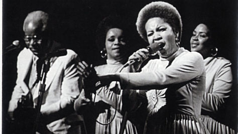 The Staple Singers 'Keep On Pushing'