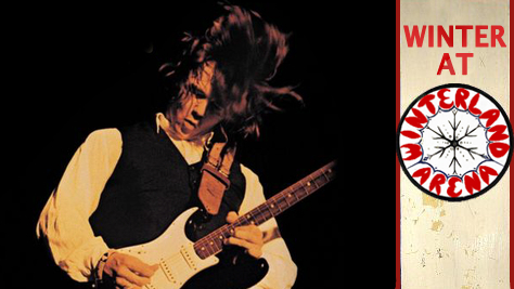 Rock: Steve Miller Band at the Winterland in '73