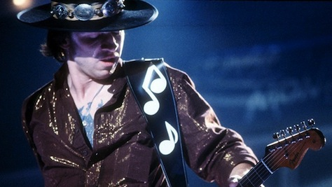 Blues: Stevie Ray Vaughn & Double Trouble in '83