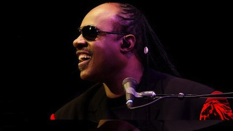 Celebrate MLK Day with Stevie Wonder