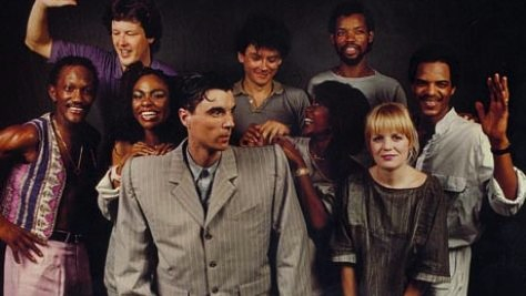 Talking Heads at Heatwave, 1980
