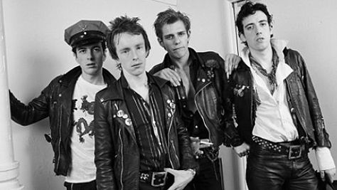 The Clash's First U.S. Tour
