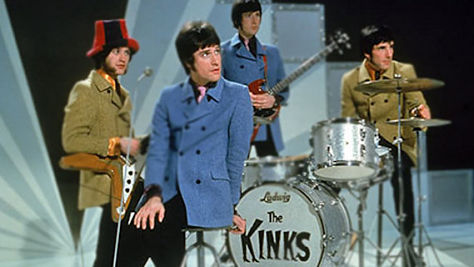 The Kinks' Komeback