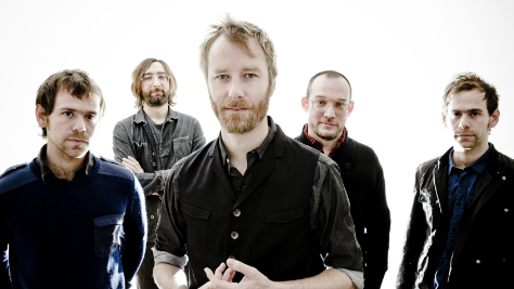 The National to Open for Obama