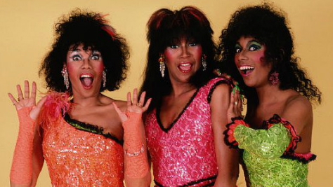 The Pointer Sisters Backed by Elvin Bishop