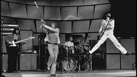 The Who in Largo, MD, 1973