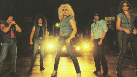 Twisted Sister Covers The Rolling Stones