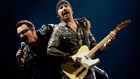 Rock: U2 Does Dylan, The Beatles and More
