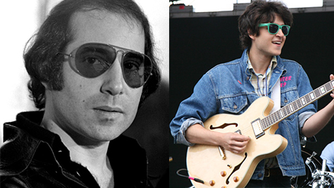 Rock: INFLUENCES: Paul Simon/Vampire Weekend