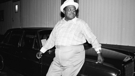 Today in Vault History: Willie Dixon In 1973