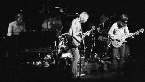 Allmans, closing night at Fillmore East