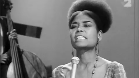 Abbey Lincoln Sings With Max Roach Quartet