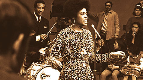 Jazz: Abbey Lincoln at Newport, '64