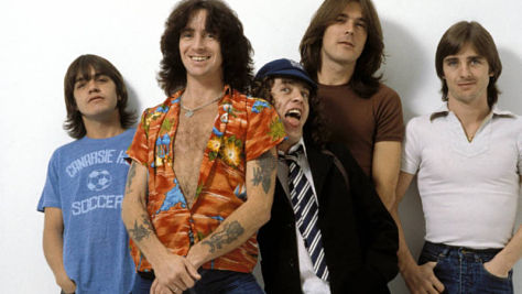 AC/DC's 1979, Highway to Hell