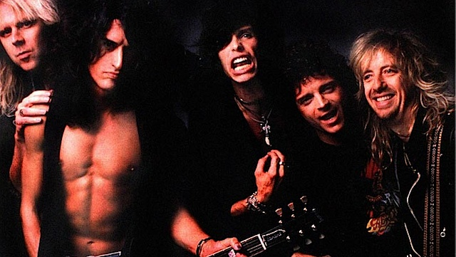 Video: Aerosmith at Woodstock '94
