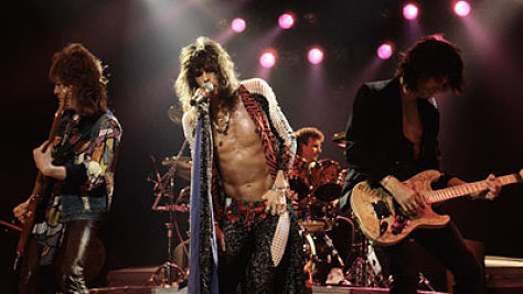 Rock: New From the Vault: Aerosmith in Boston