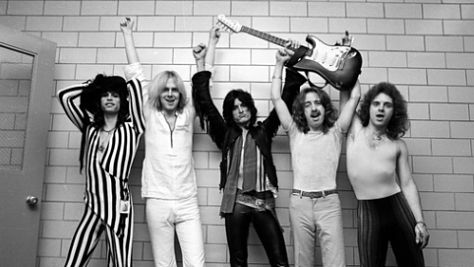 New Release: Aerosmith Soundcheck in '78