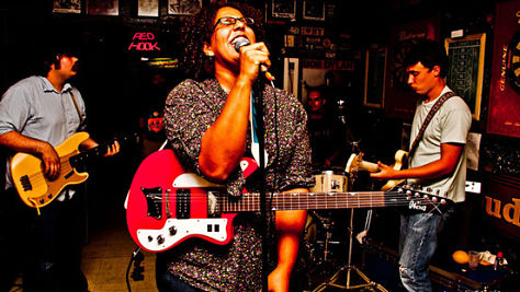 Indie: Alabama Shakes' Rootsy Sound