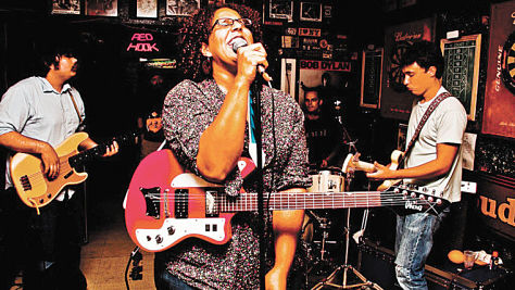 Indie: Alabama Shakes' Startling Debut