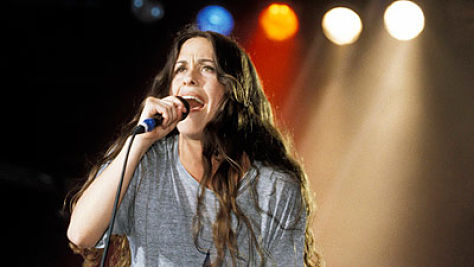 Rock: Alanis Morissette's Brutally Honest Tunes