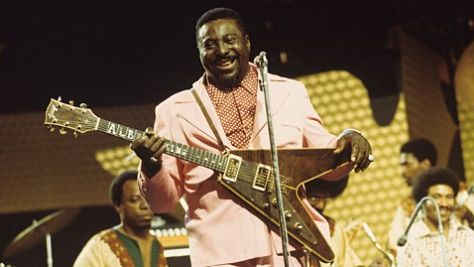 Blues: Albert King Unleashes His Bluespower