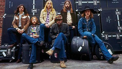 Rock: Allman Brothers Band at the Fillmore East